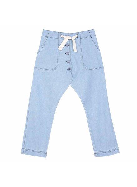 OUTELT // Trouser - Bleach