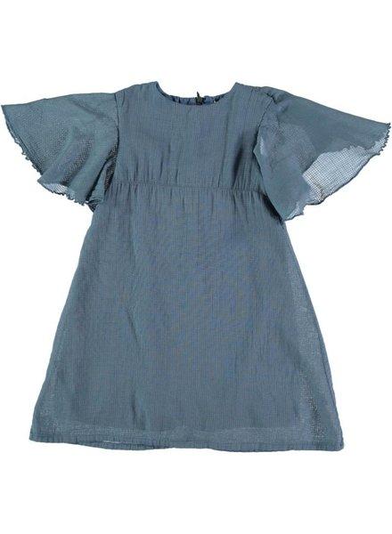 Dress - Capa Quad Petrol