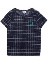 t-shirt - Bas sportblue