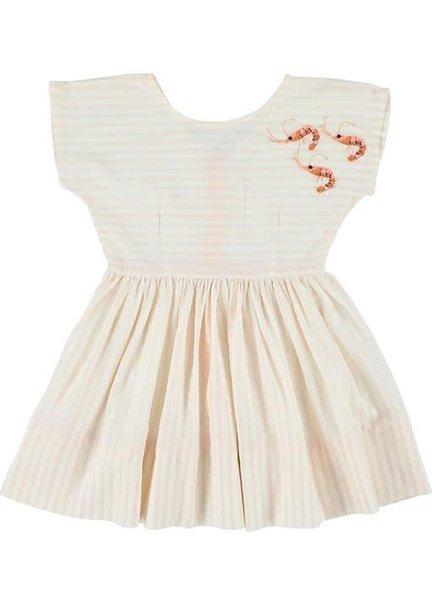 Dress - Bonnie sunny rose shrimp