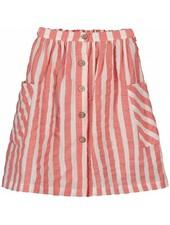 Midi skirt - Stella Orange Rust