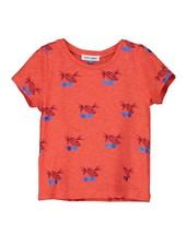 t-shirt - San Red Fire