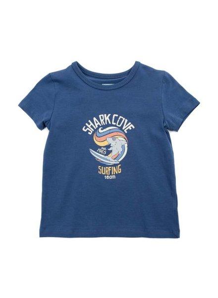 T-shirt - Rune Navy