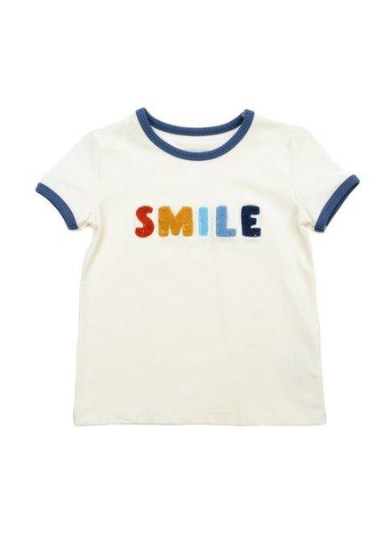 T-shirt - Remy Vanilla Navy