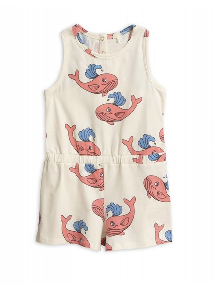 OUTLET // Summersuit - Whale pink