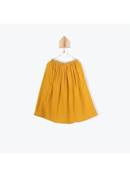 Long Skirt - Curry