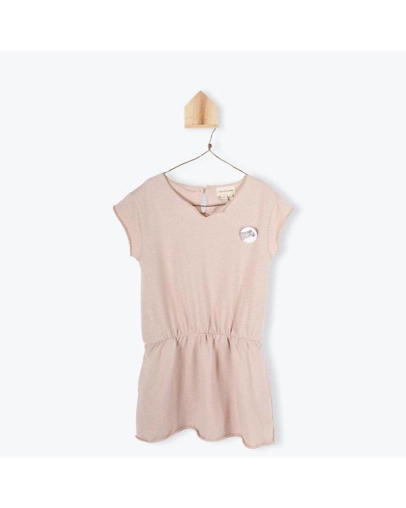 Dress - Poudre lurex