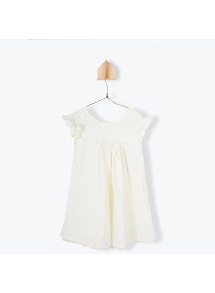 Dress - Ecru