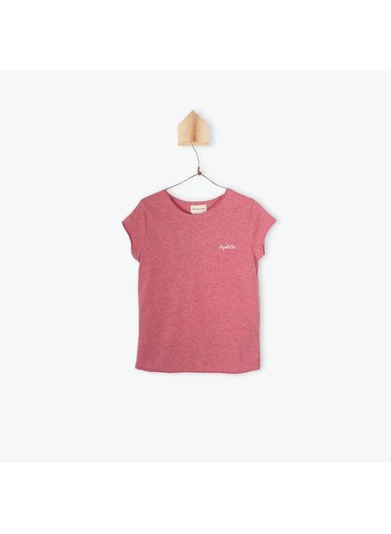 OUTLET // T-shirt - Pipelette Rouge
