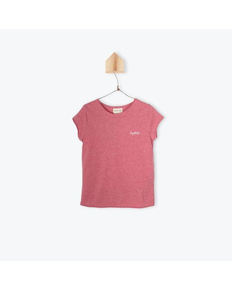 T-shirt - Pipelette Rouge