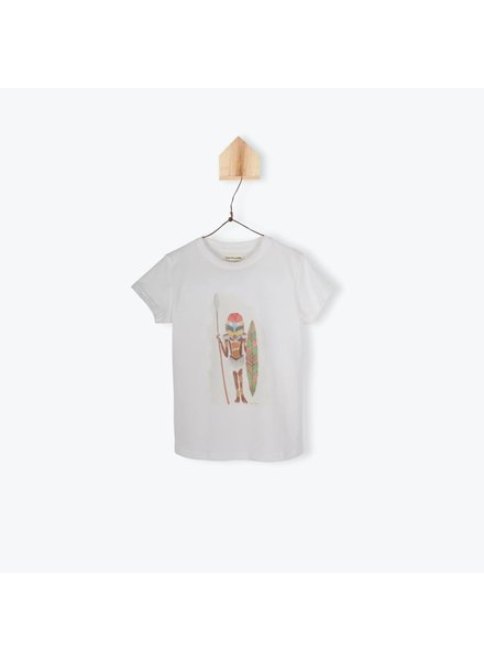 T-shirt - Masaï Ecru
