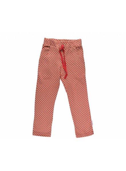 Girls pants - Red Bricks