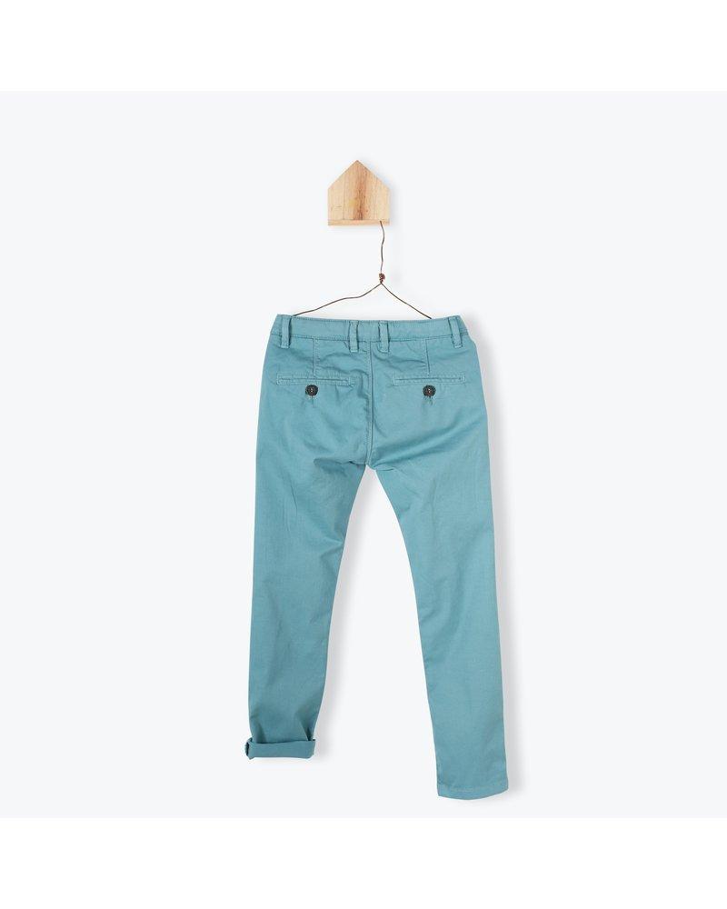 Pants - Petrole