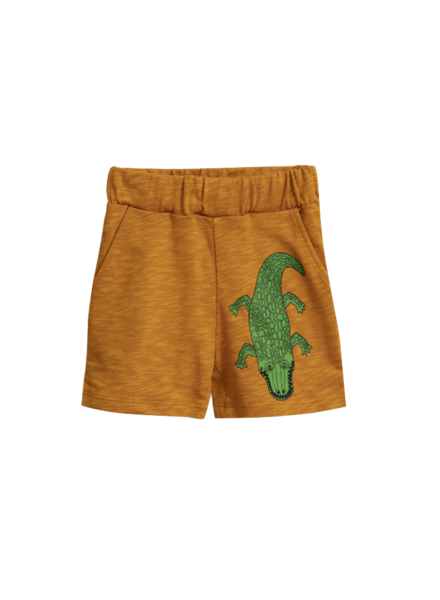OUTLET // Sweatshorts - Crocco brown