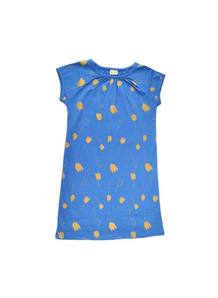 OUTLET // Summerdress - Tulip Gold darkblue
