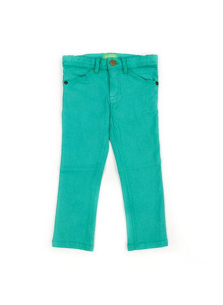 OUTLET // trousers Ethan - emerald