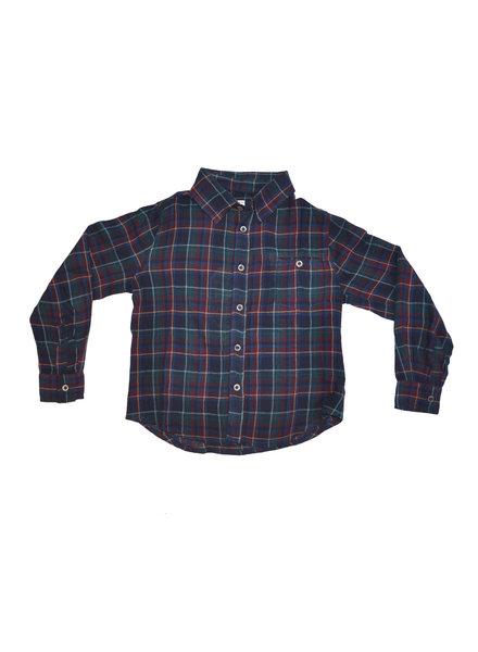 OUTLET // boysshirt - Ben bedda carreaux