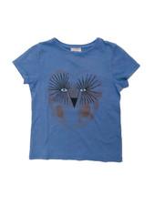 OUTLET // t-shirt Flip - faceprint sky