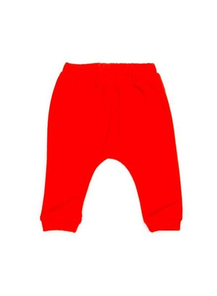 OUTLET // babytrousers Tommy terry - fiery red