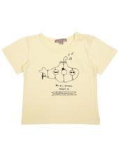 OUTLET // t-shirt - citron sous marin