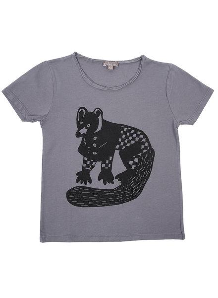 OUTLET // t-shirt - cumulus lemurien