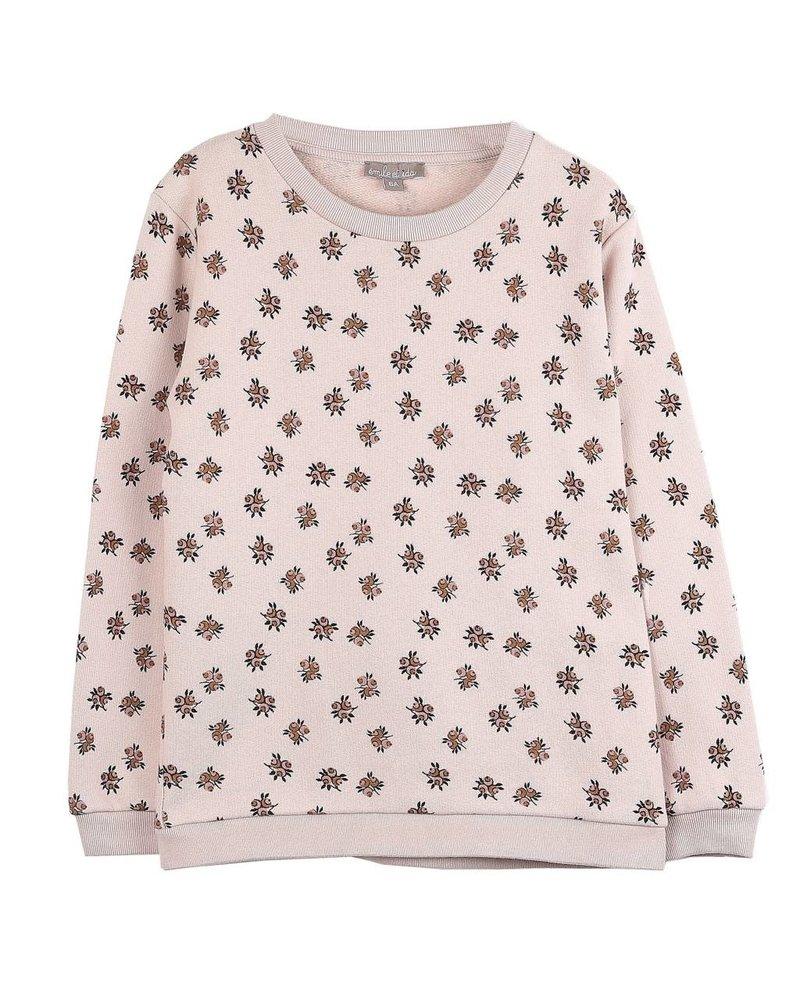 OUTLET // sweater Rose - Eglantine