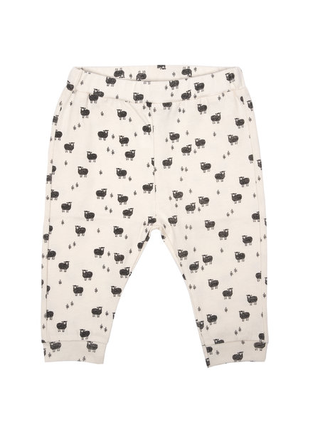 OUTLET // pants ecru - moutons