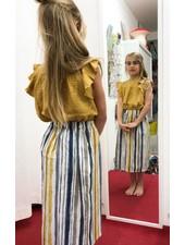 Skirt - Long Raya Tela