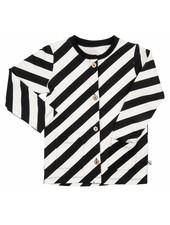OUTLET // cardigan - electric zebra