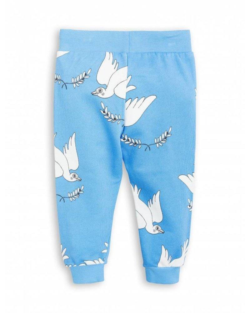 OUTLET // sweatpants peace - blue