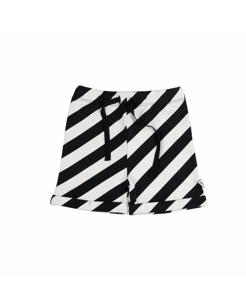 OUTLET // bermuda - electric zebra