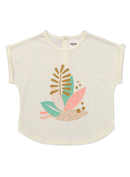 OUTLET // t-shirt palme d'or - craie