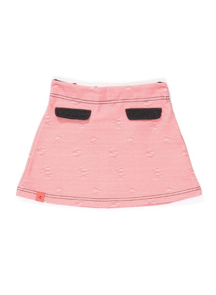 OUTLET // Hillary skirt - deep sea coral