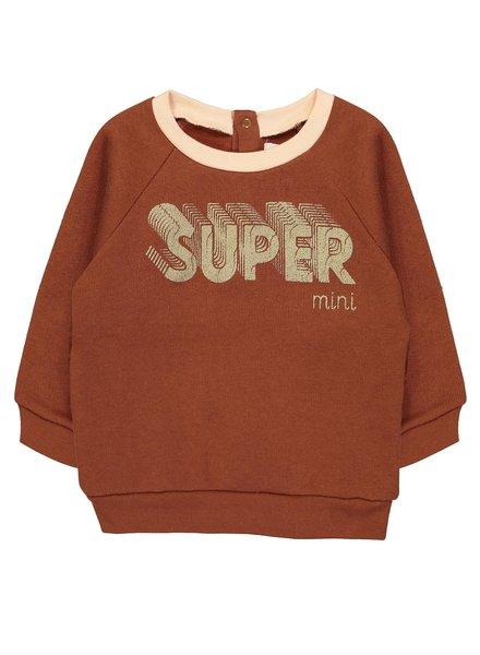 OUTLET // sweater super mini - fox