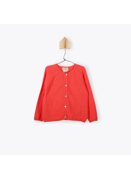 OUTLET // cardigan - Idrice coral