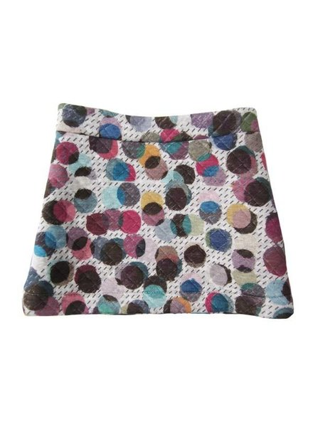 OUTLET // skirt multi dots