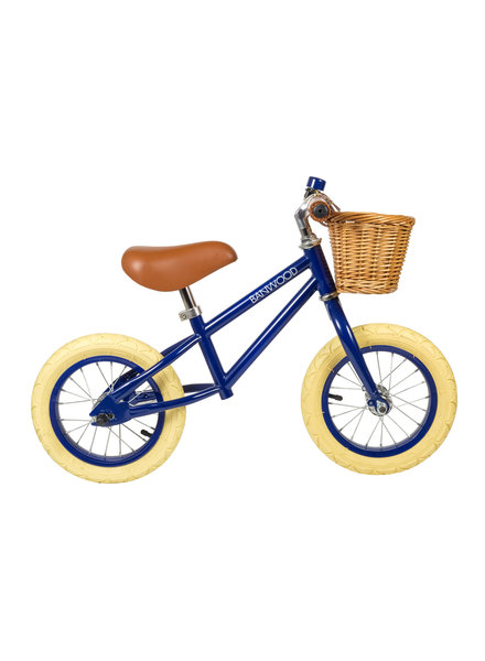 banwood loopfiets Banwood - First Go! Navy