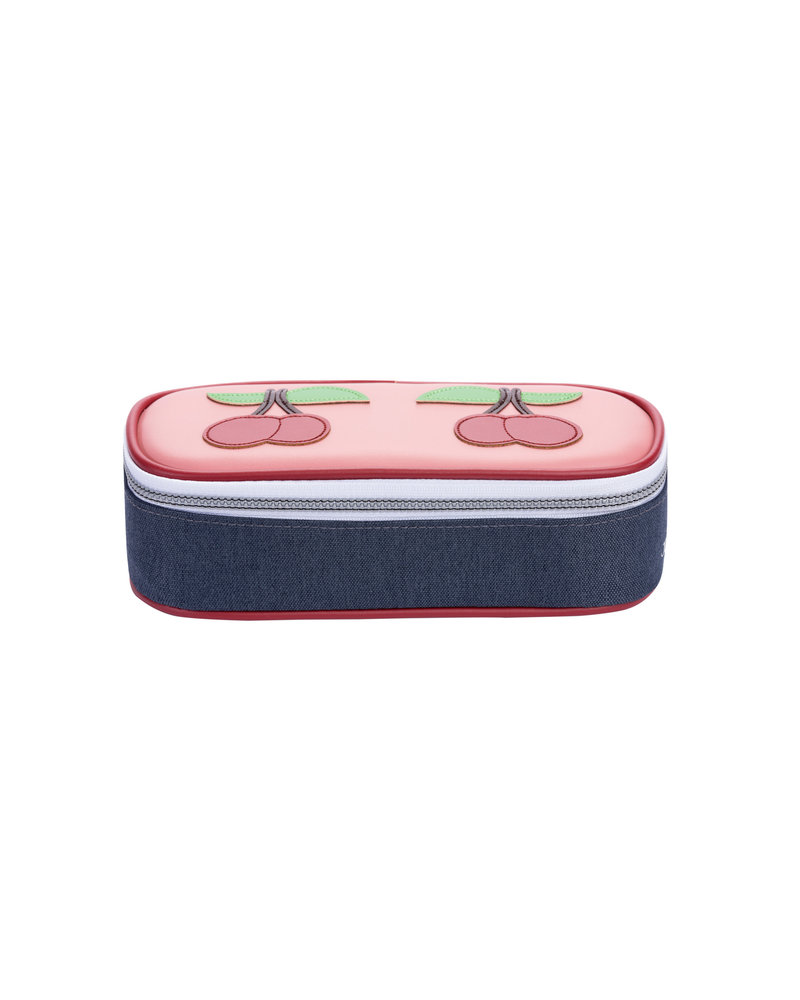 Pencil Box Cherry Pink