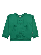OUTLET // Sweater - Robot Green