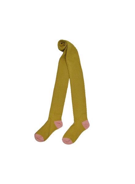 Tights - Mustard