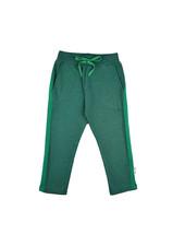 OUTLET // Stripe pant - Bicolor Green