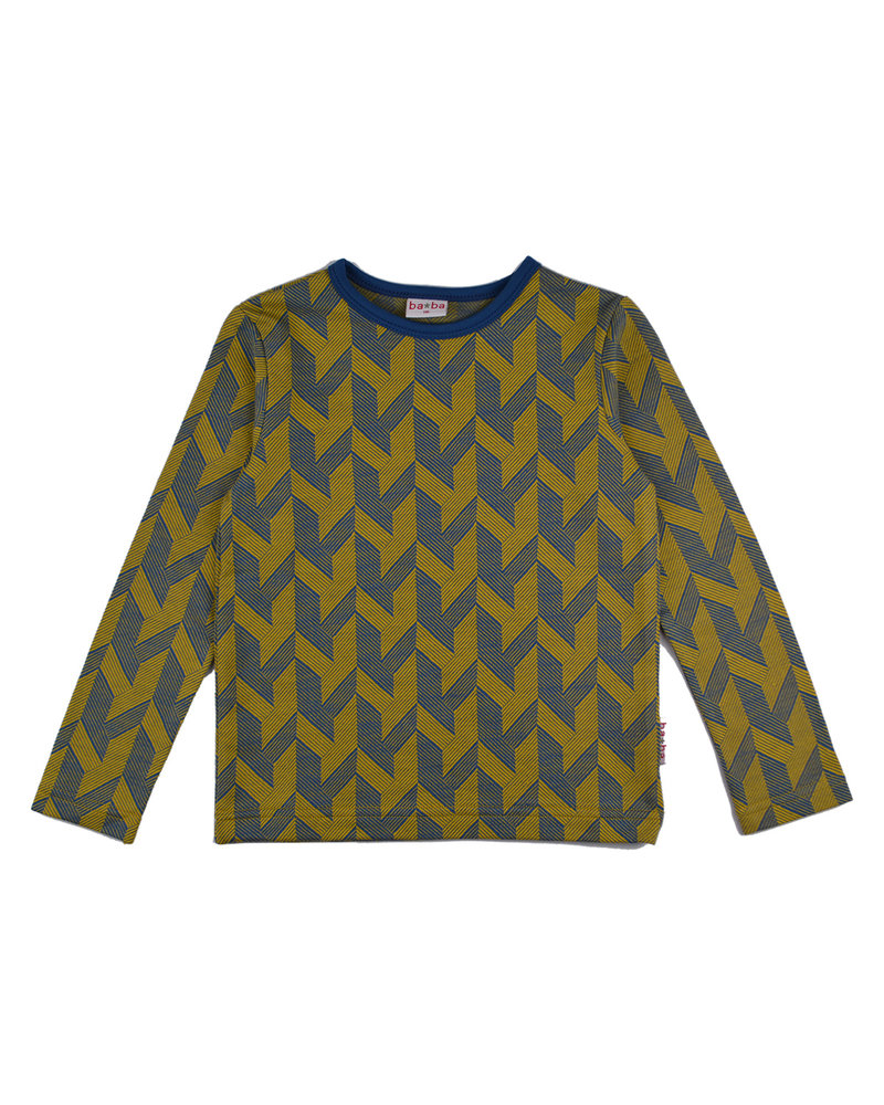 OUTLET // Longsleeve boys - Geometric