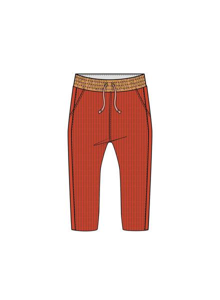 Stripe pant - Red