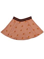 OUTLET // Full cirkle skirt - Birds