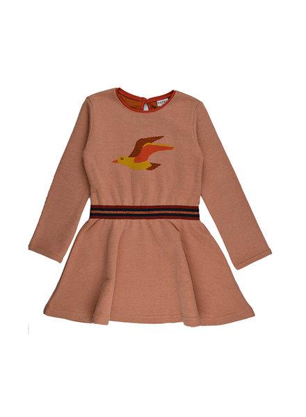 Elastic dress - Bird