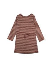 Dress long sleeves - Cubes
