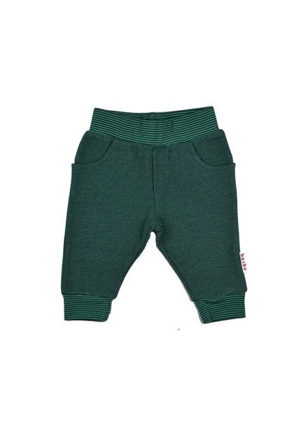 Baby Baggypant - Bicolor Green