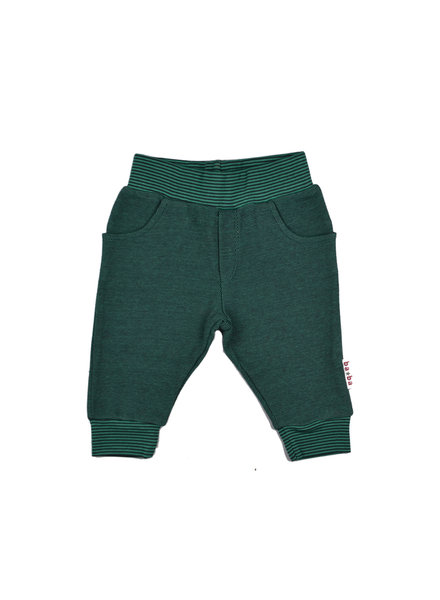 OUTLET // Baby Baggypant - Bicolor Green