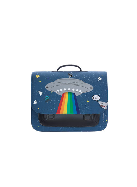 Boekentas Midi Space Rainbow