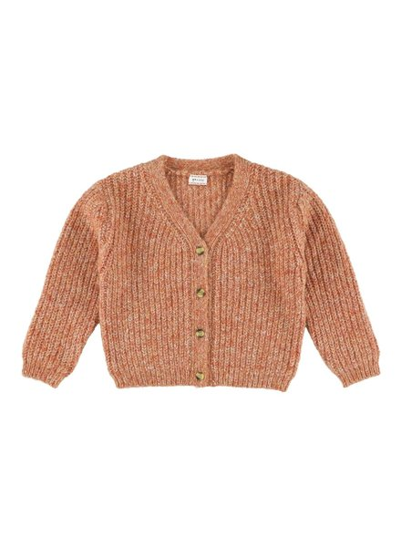 OUTLET // Cardigan - Kristal Woodsmoke Frosty Maples